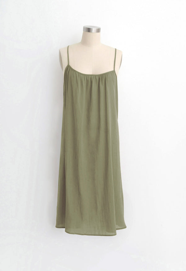 Classic Slip in Earth Tones