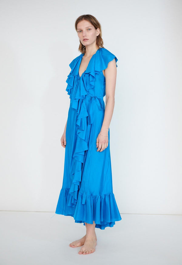*SALE* Callela Dress in Softwashed Silk