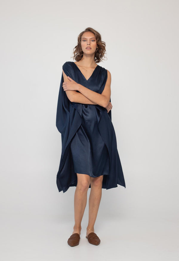 Juno Kaftan in Midnight