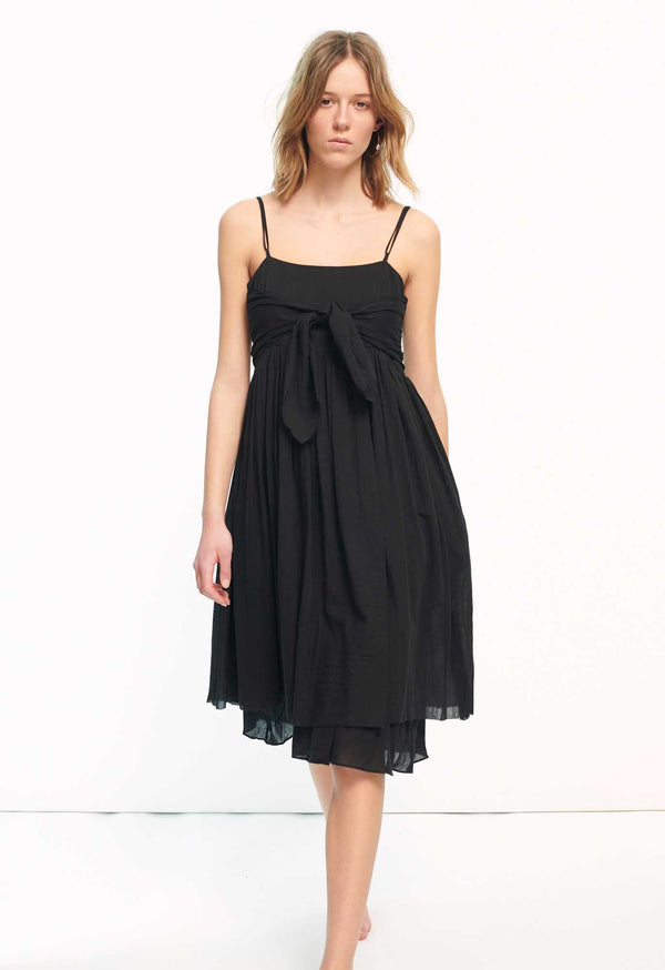Lily Sundress in Black
