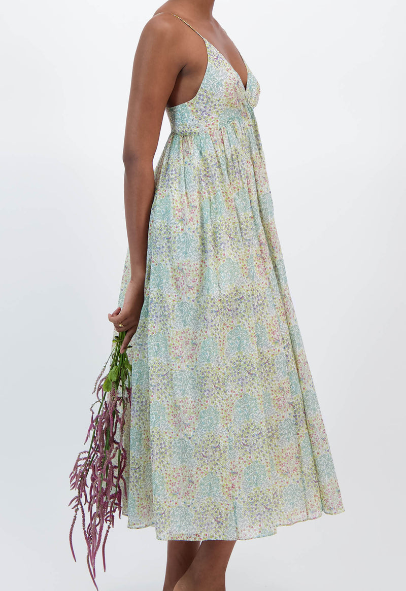 Liberty Print Adelaide Dress