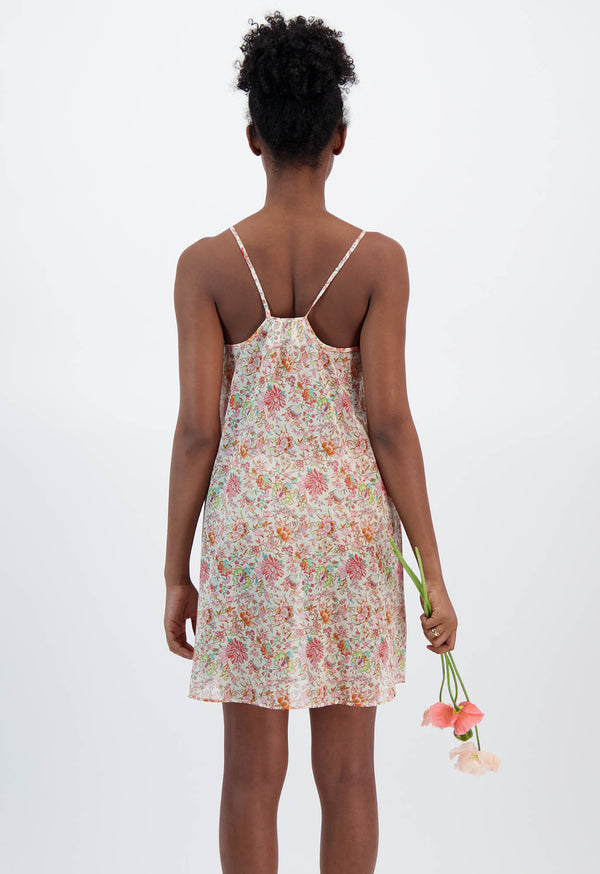 Liberty Print Mini Slip