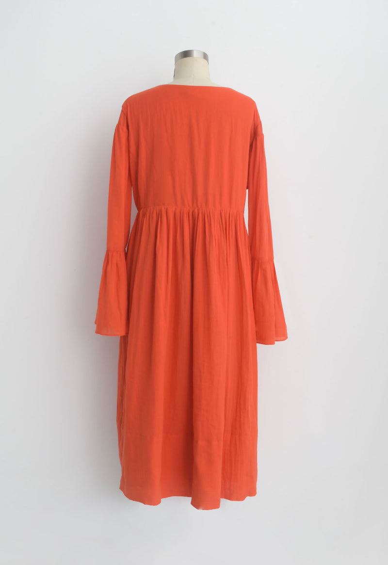 Minerva Dress in Vivid Colors