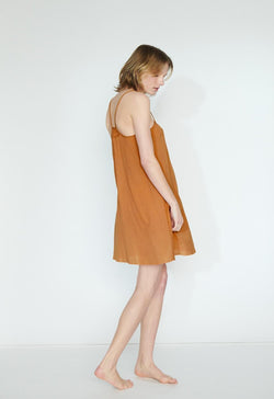 Mini Slip in Camel
