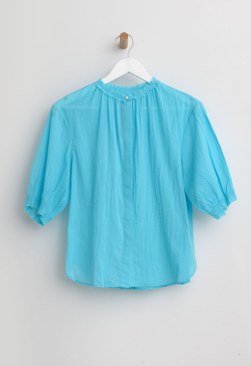 Pico Blouse in Vivid Colors