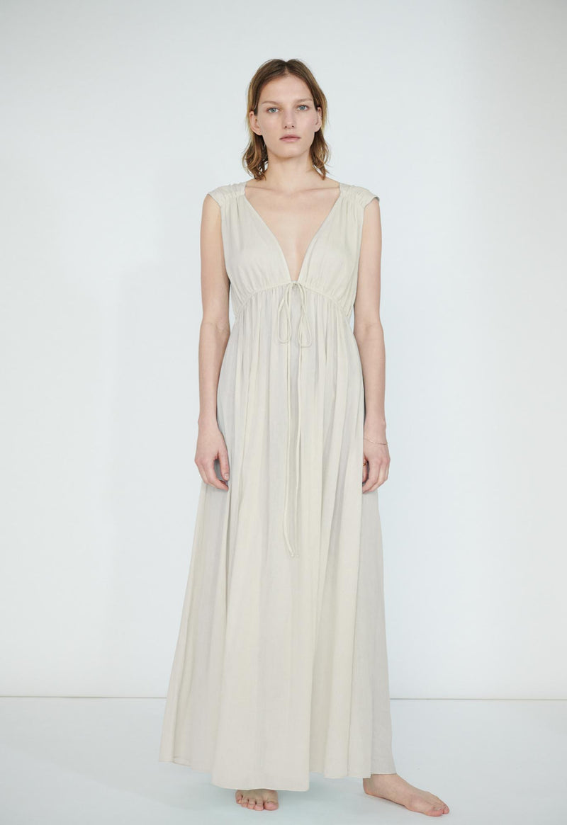 Sirena Gown in Cotton