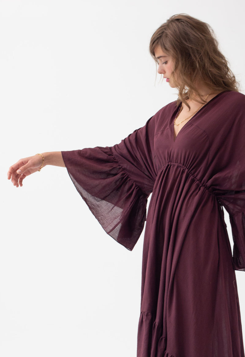 Sunrise Kaftan Dress