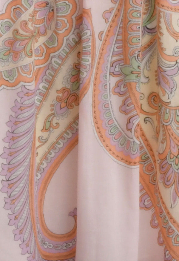 Signature Bloomer in Pink Paisley