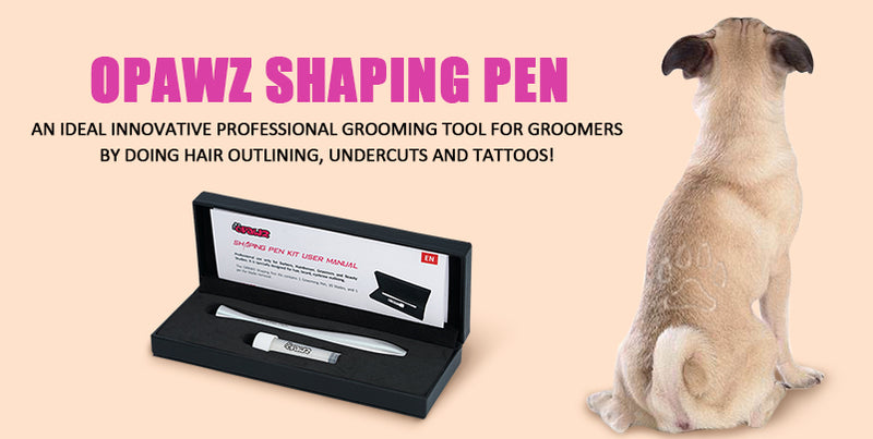OPAWZ Shaping Pen - Something New for Your Grooming!