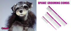 OPAWZ Professional Grooming Comb - A Perfect Assistant for Groomers!