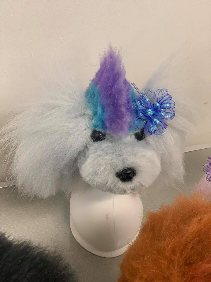 OPAWZ Model Dog and Wigs