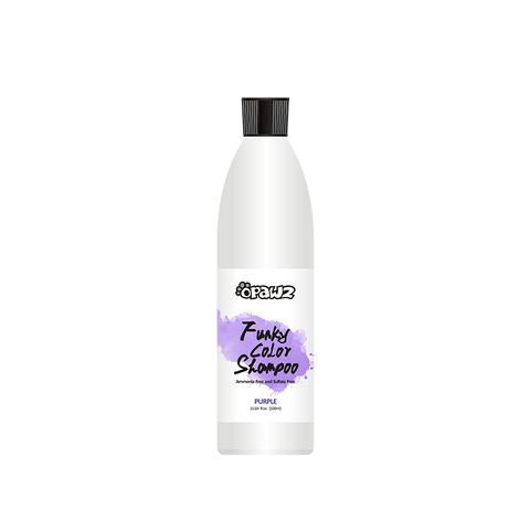 OPAWZ Pet Color Shampoo - purple color shampoo for pet