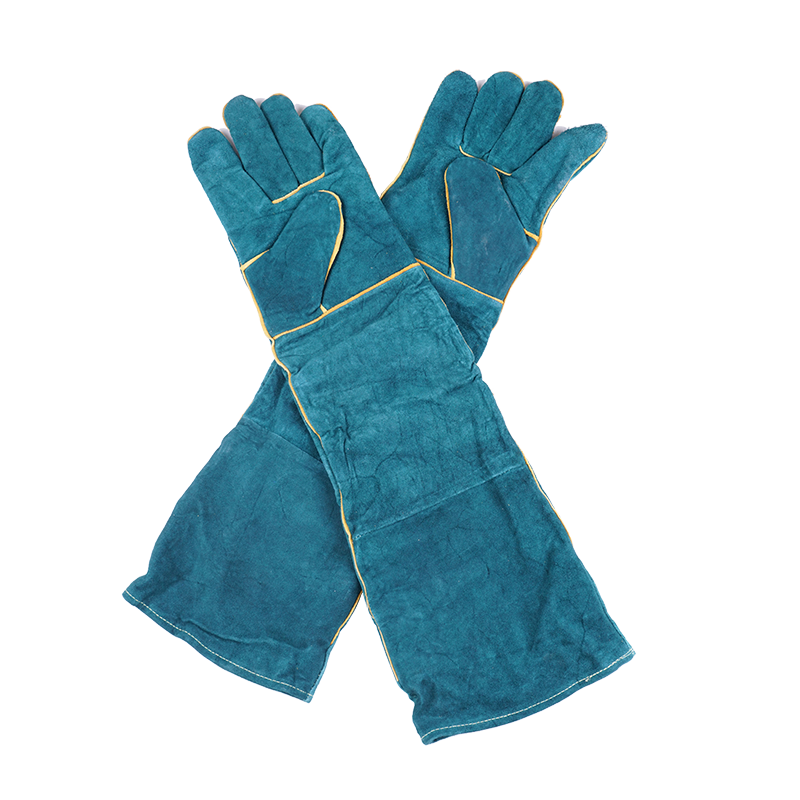 Cat Grooming Long Gloves