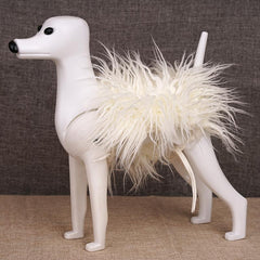 OPAWZ Back Dog Wig