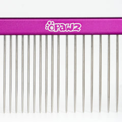 OPAWZ Professional Grooming Stainless Steel Buttercomb