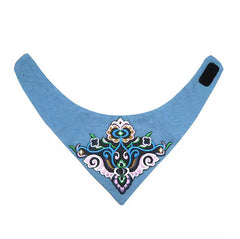 Denim Folk-Custom Light Blue Collar - B038-1