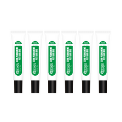 1.05 oz/30mL x 6 pcs Semi-Permanent Dye Testers  - Kelly Green