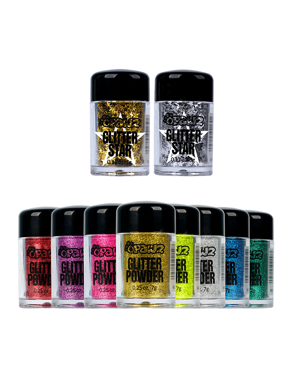 OPAWZ Glitter Powder Set (VP16)