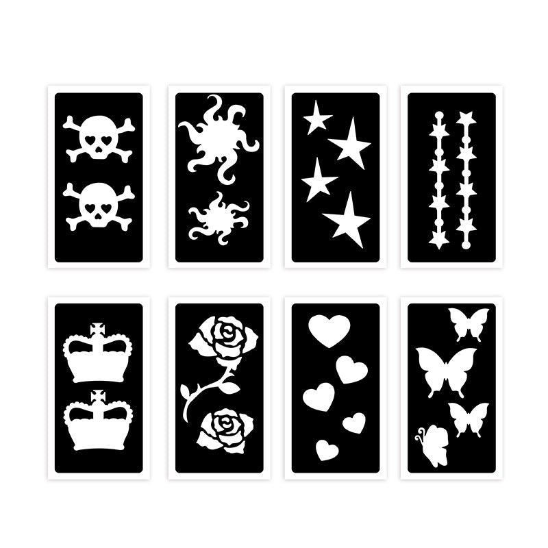OPAWZ Tattoo Stencil Stickers (GT04-1)