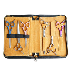 OPAWZ Vegetable-tanned Leather Shears Case (3 designs available)-GT18