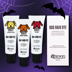 OPAWZ Halloween Permanent Dye Value Pack (VP33)