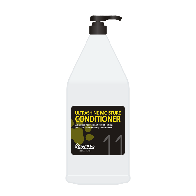 OPAWZ Pro' Ultrashine Moisture Conditioner, 1 Gal. 3.78L (PS11-L)