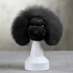 OPAWZ Model Dog Head Wig - Black (DW16)