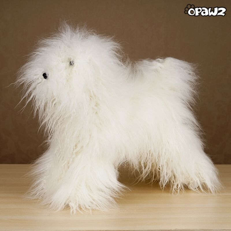 OPAWZ Toy Poodle Model Dog with Wig Value Pack (VP19)