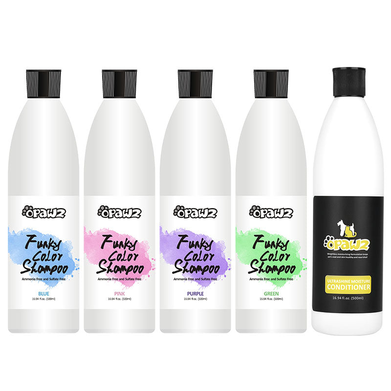 Color Shampoo + Conditioner 5pcs Value Pack (VP32)