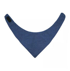 Denim Folk-Custom Navy Blue Collar - B038-2