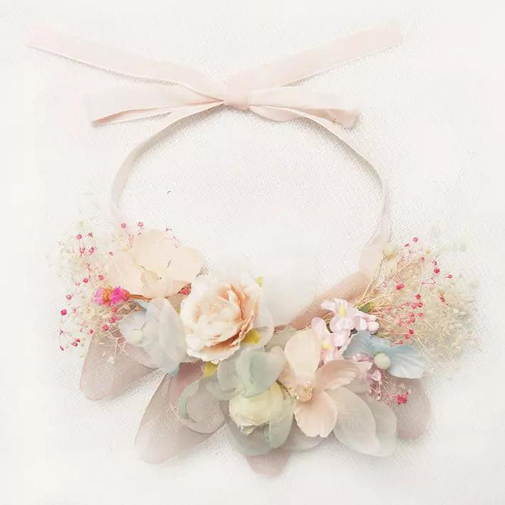 Fairy Garden Collar / Necklace - B010