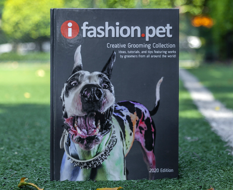 iFashion.pet - Creative Grooming Collection Book 2020 Edition (GB-03)