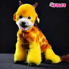 Dog Hair Dye-Glorious Yellow (PD04)