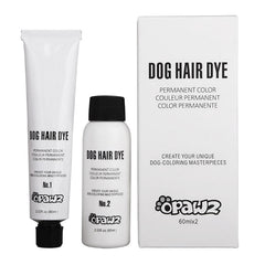 Dog Hair Dye-Super Black (PD12)