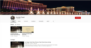 Visit Our YouTube Travel & Gambling Channel