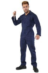 Blue Boiler Suit Costume