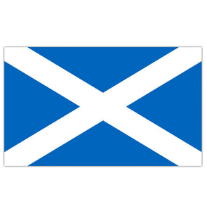 5 Foot x 3 Foot Scottish Flag