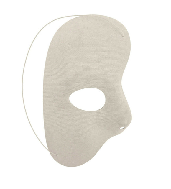 Fancy Dress Half Face Phantom Of the Opera Party Costume Mask