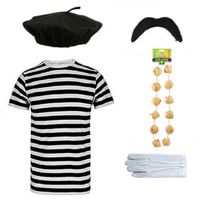 French Mime Costume
