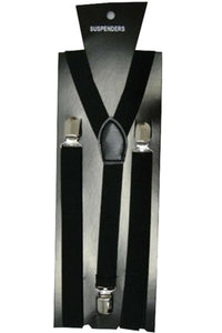 Assorted fancy dress braces / suspenders