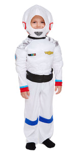 Child's Toddlers Kids Space Boy Astronaught Buzz Lightyear Costume