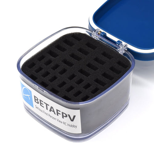 BetaFPV Micro Whoop Battery Box Storage Case 1s lipo