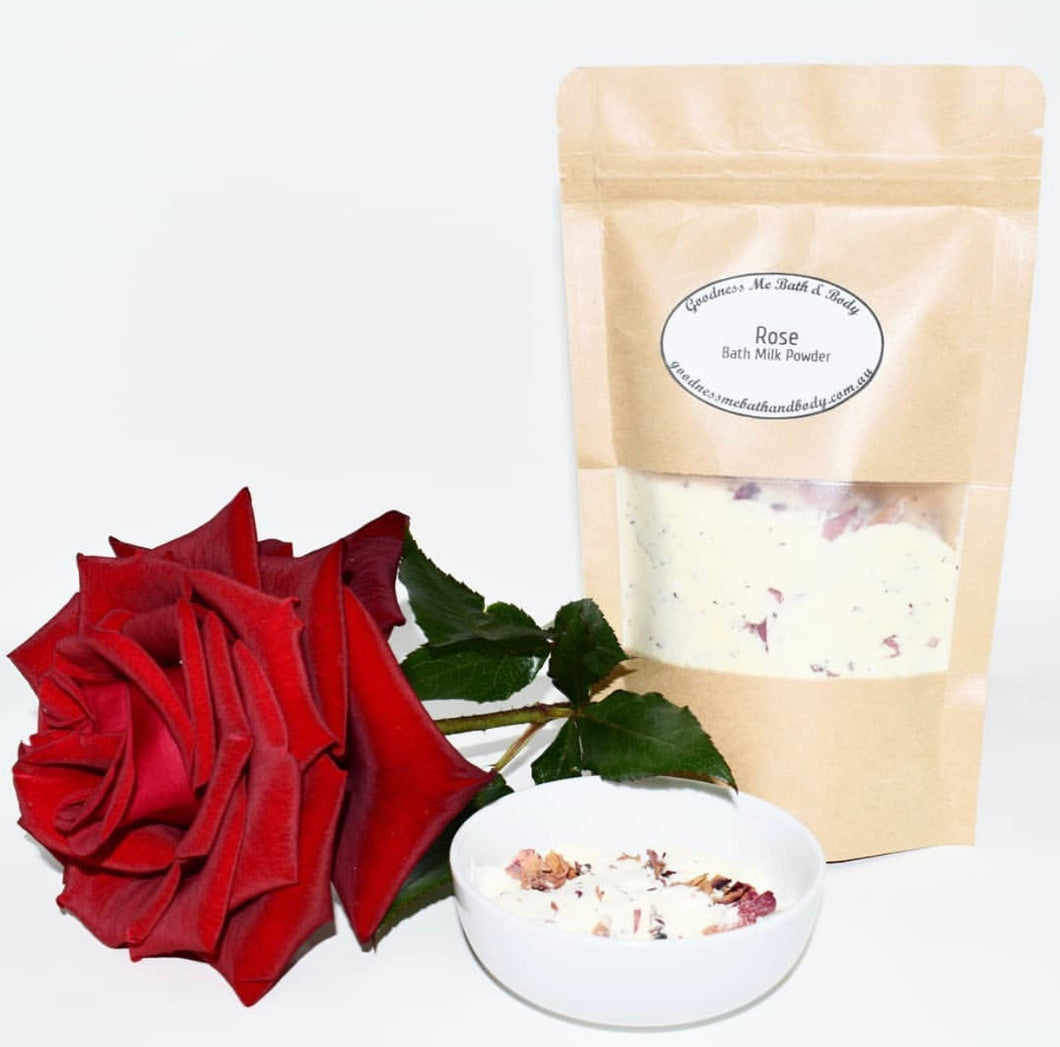 Rose Bath Milk Powder
