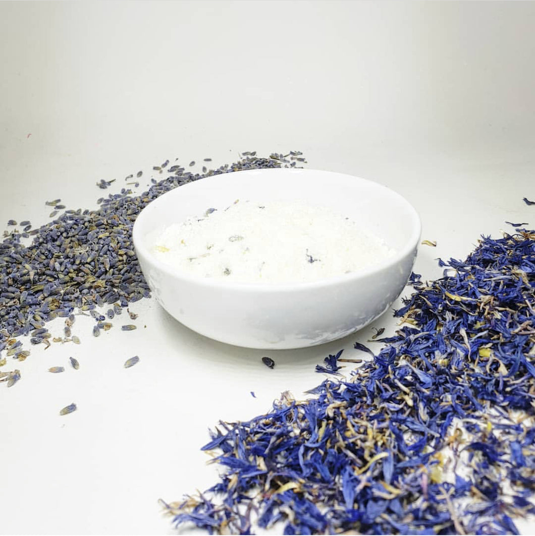 Lavender Bath Milk Powder