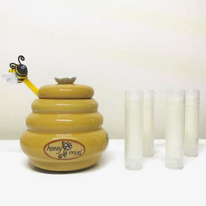 Raw Honey Lip Balm