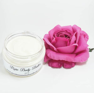 Rose Body Butter- Vegan Friendly
