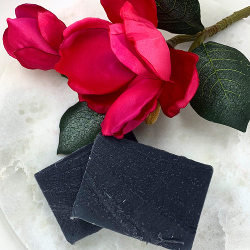 Activated Charcoal and Tea Tree Soap