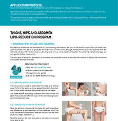 Glo910 lipo reduction protocol