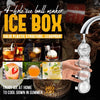 4-hole ice ball maker 4-hole ice box