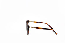 Load image into Gallery viewer, Privado Bubo tortoise sunglasses alternate view